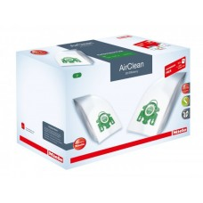 Miele Performance Pack - AirClean 3D Efficiency FilterBags™ Type U + HA30 HEPA Filter