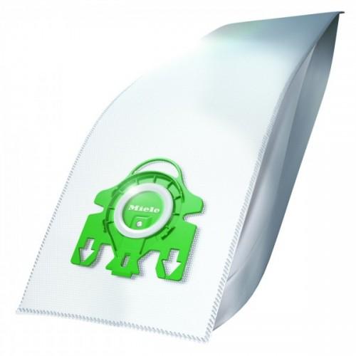 Miele Performance Pack - AirClean 3D Efficiency FilterBags™ Type U + HA30 HEPA Filter