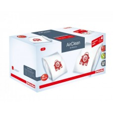Miele Performance Pack - AirClean 3D Efficiency FilterBags™ Type FJM + HA50 Hepa Filter