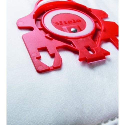Miele Performance Pack - AirClean 3D Efficiency FilterBags™ Type FJM + HA50 Hepa Filter