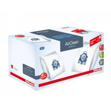 Miele Performance Pack - AirClean 3D Efficiency FilterBags™ Type GN + HA30 Hepa Filter