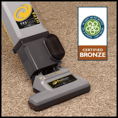 ProTeam ProForce 1200XP Bagged Upright Vacuum Cleaner