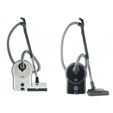 SEBO 90640AM / 90641AM  Airbelt D4 Premium Canister Vacuum with ET-1 Powerhead