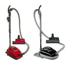 SEBO 9688AM / 9687AM Airbelt K3 Canister Vacuum with ET-1 Powerhead