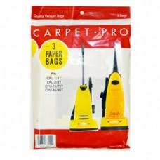 Carpet Pro Vacuum Bags